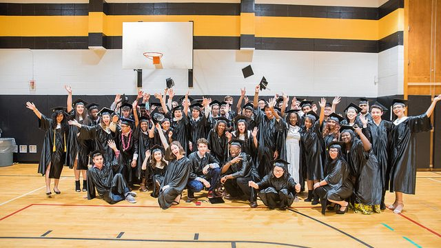 Congratulations to the Special Music School High School Class of 2017!