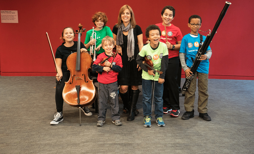 Public School for Musically Gifted Children