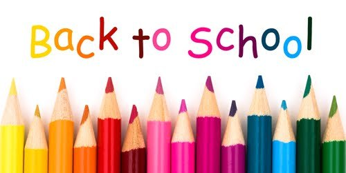 Lisa's Weekly Note: Welcome to the new school year!