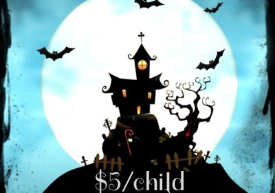 SMS Halloween Party – October 27